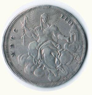 reverse: ROMA - Benedetto XIV (1740-1758) - Scudo 1753