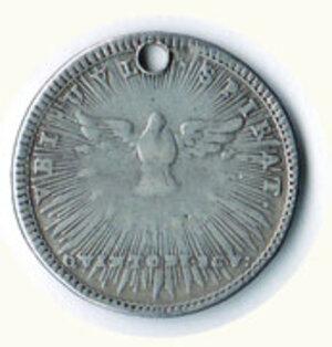 reverse: ROMA - Sede Vacante 1758 - Doppio Giulio
