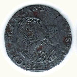 obverse: SAVOIA Carlo Emanuele II 5 Soldi Torino