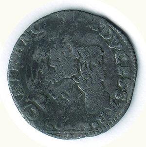 reverse: SAVOIA - Carlo Emanuele II - Reggenza 5 Soldi 1648