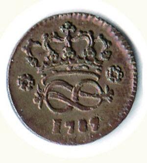 obverse: SAVOIA - Vittorio Amedeo III - 2 Denari 1787.