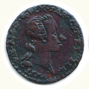 obverse: SAVOIA - Vittorio Amedeo III - Reale per la Sardegna1774.