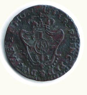 reverse: SAVOIA - Vittorio Amedeo III - Reale per la Sardegna1774.