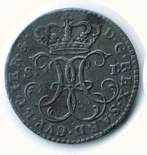 obverse: SAVOIA - Carlo Emanuele IV (1796-1800) - Soldo 1797