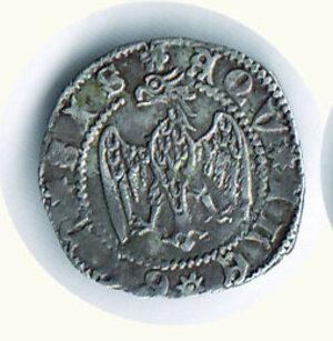 obverse: AQUILEIA - Antonio I Caetani (1395-1402) - Denaro