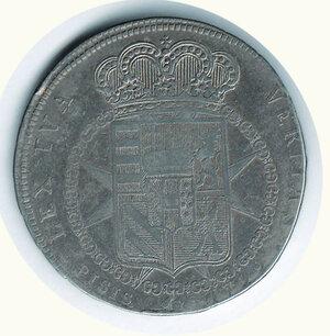 reverse: FIRENZE Ferdinando III Francescone 1799