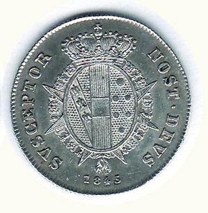 reverse: FIRENZE - Leopoldo II - Paolo 1845.