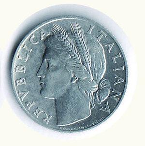 reverse: REPUBBLICA - Lira 1946.