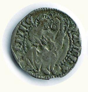 obverse: AQUILEIA - Ludovico II di Teck - Denaro.