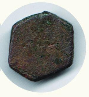 reverse: MILANO Peso del Testone di G. Galeazzo M. Sforza e Ludovico M. Sforza - peso 9,0 g. -