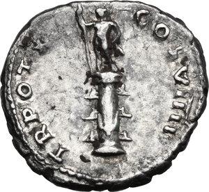 reverse: Vespasian (69-79).. AR Denarius, 79 AD