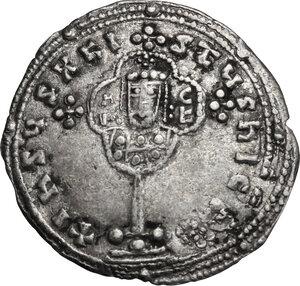 obverse: Nicephorus II Phocas (963-969). . AR Miliaresion, Constantinople mint
