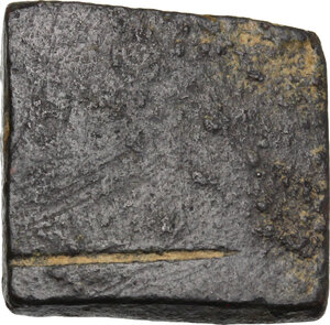 reverse: Byzantine Square Weight for 1 Nomisma, 5th-6th century