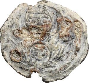 obverse: PB Seal, c. 7th century