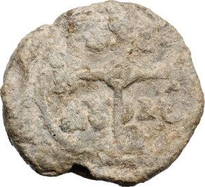 obverse: PB Seal, c. 9th century