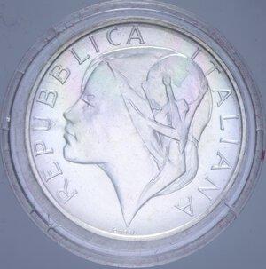 obverse: 500 LIRE 1990 MONDIALI DI CALCIO ITALIA  90 AG. 11 GR. IN COFANETTO FDC