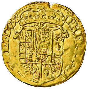 obverse: MILANO. Filippo II di Spagna (1556-1598)