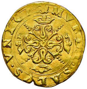 reverse: MILANO. Filippo II di Spagna (1556-1598)