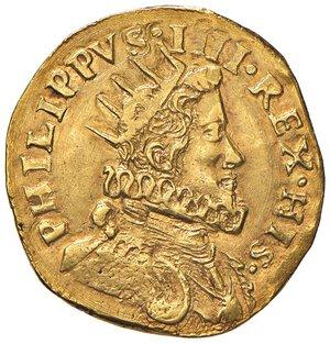 obverse: MILANO. Filippo IV di Spagna (1621-1665)