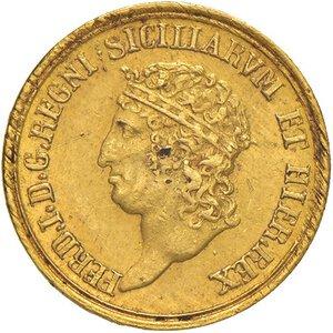 obverse: NAPOLI. Ferdinando I di Borbone (1816-1825)