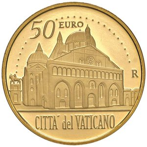 reverse: ROMA. Vaticano. Papa Francesco (dal 2013)