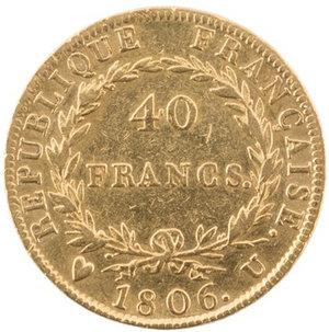 reverse: TORINO. Napoleone I (1804-1814)