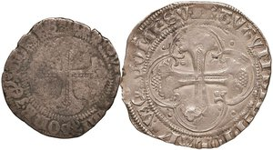 obverse: VERONA. Gian Galeazzo Visconti (1387-1402)