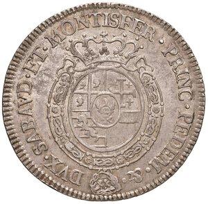 reverse: SAVOIA. Carlo Emanuele III (1730-1773)