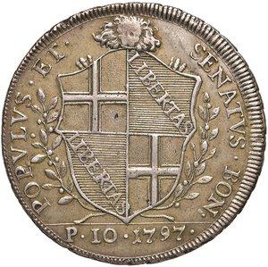 obverse: BOLOGNA. Governo Popolare (1796-1797)