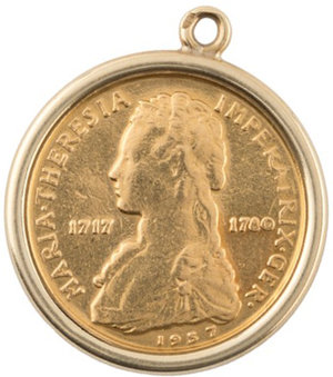 obverse: AUSTRIA. Maria Teresa (1740-1780)