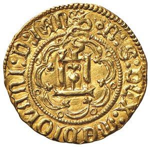 obverse: GENOVA. Francesco I Sforza (1464-1466)