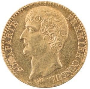 obverse: FRANCIA. Napoleone, Primo Console (1799-1804)