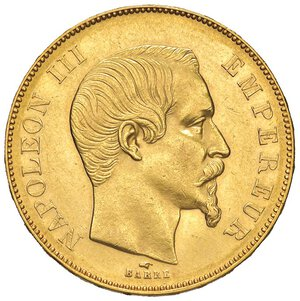 obverse: FRANCIA. Napoleone III (1852-1870)