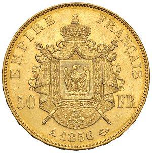 reverse: FRANCIA. Napoleone III (1852-1870)