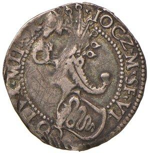 obverse: MILANO. Gian Galeazzo Maria Sforza e Ludovico Maria Sforza (1480-1494)
