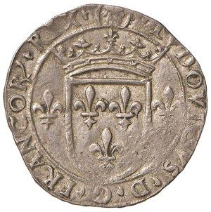 obverse: MILANO. Ludovico XII Re di Francia (1500-1512)