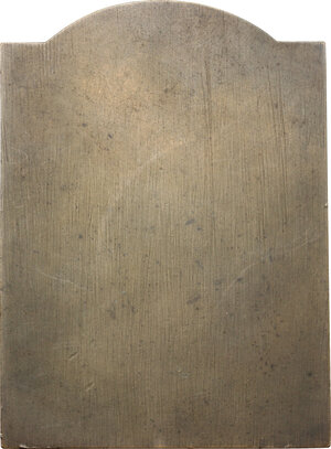 reverse: France.  Paul Alfred Colin (1838-1916).. Plaquette