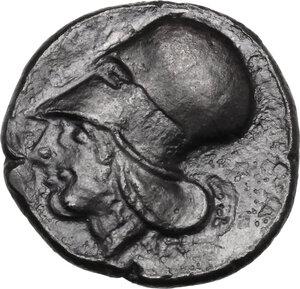 Corinthia, Corinth. AR Stater, c. 405-345 BC