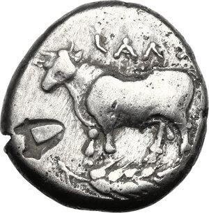 Bithynia, Calchedon. AR Siglos, c. 340-320 BC