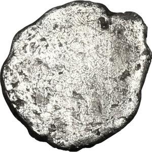 reverse: Etruria, Populonia. AR 0.5-As (Sembella), 3rd century BC