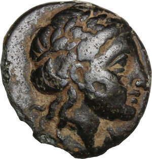 obverse: Troas, Antandros. AE 11 mm. 4th-3rd century BC