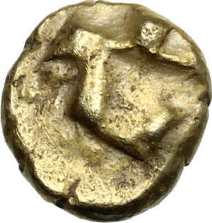 obverse: Ionia, uncertain mint. AV 1/96 stater, circa 7th cent. BC