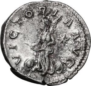 reverse: Elagabalus (218-222).. AR Denarius,  220-221. AD