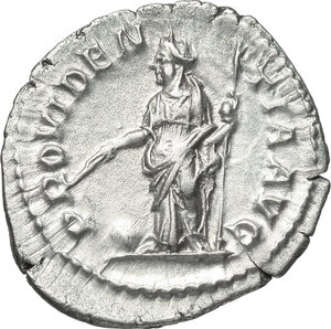 reverse: Severus Alexander (222-235).. AR Denarius, 222-228 AD