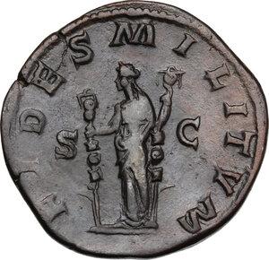 reverse: Maximinus I (235-238).. AE Sestertius, 235-236 AD