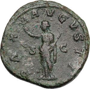 reverse: Maximinus I (225-238).. AE Sestertius, 236-237 AD