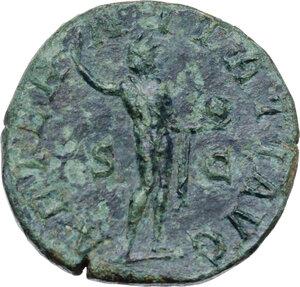 reverse: Gordian III (238-244 ).. AE Sestertius, Rome mint