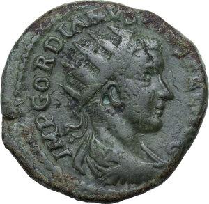 obverse: Gordian III (238-244 ).. AE 24 mm. Viminacium mint