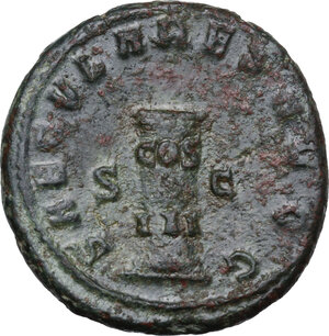 reverse: Philip I (244-249).. AE As, 249 AD