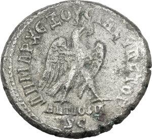 reverse: Philip I (244-249).. BI Tetradrachm,  Antioch mint, Seleukis and Pieria